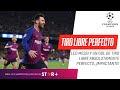 #PremiosUEFA | Messi, elegido el mejor delantero de la Champions League