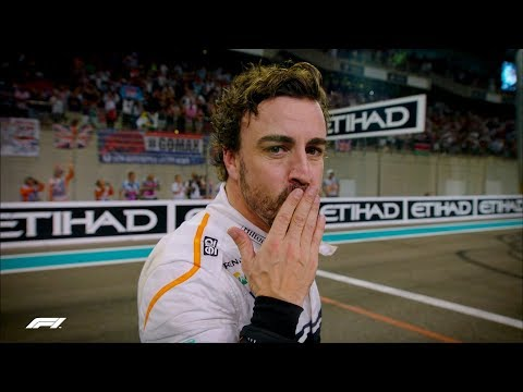 Fernando Alonso's Final Day in F1 | 2018 Abu Dhabi Grand Prix