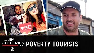 "South Africa's Langa Township Deals with ""Poverty Tourists"" - The Jim Jefferies Show"