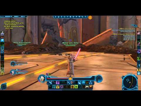 Star Wars The Old Republic - HK-51 parts (Coruscant)