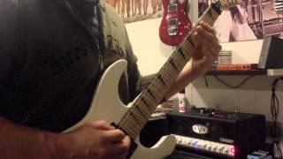 Shadows Fall - Venomous (guitar cover)