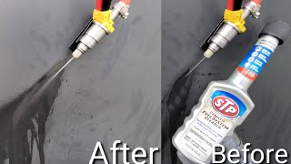Great fuel injector cleaner! Stp complete fuel system cleaner