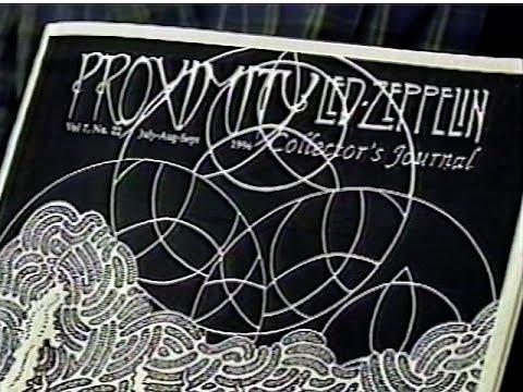 Led Zeppelin Proximity Fanzine 1998 (Evening Magazine)