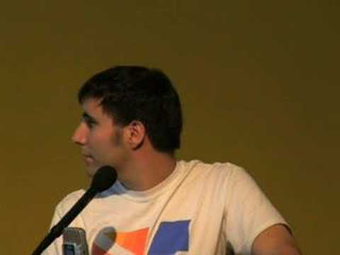 Mark Spencer (Keynote at Asterisk-Tag.org) - 4/5