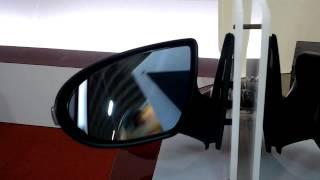 Suzuki Swift 05-11 adjustable mirror + indicator