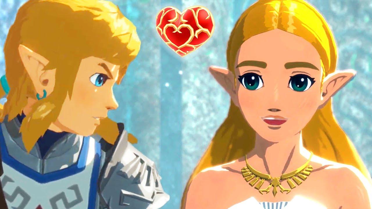Hyrule Warriors Age Of Calamity All Cutscenes Movie 100 Secret Ending Zelda 2020 Youtube