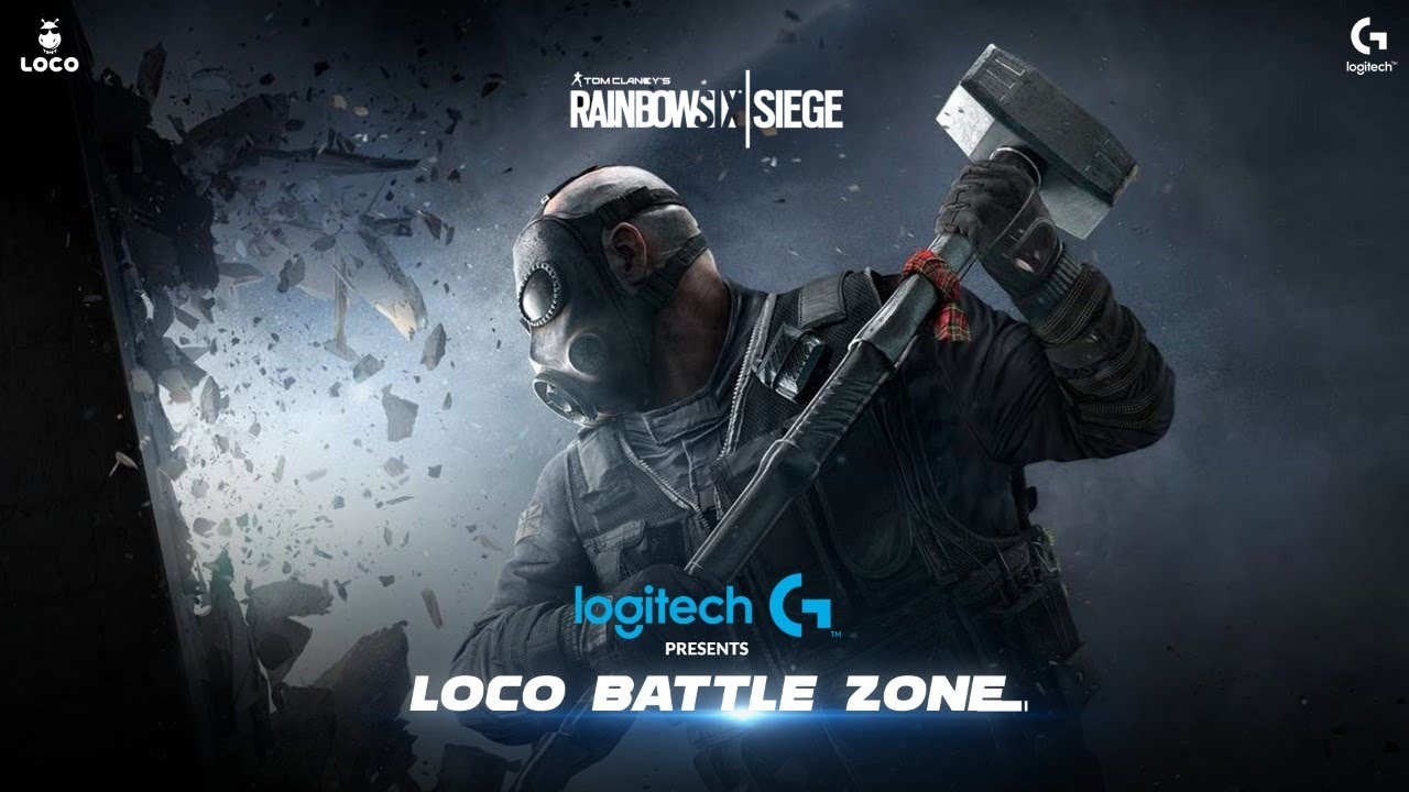 Logitech G presents Loco Battle Zone • Logitech G x Loco x Villager Esports | Day 1