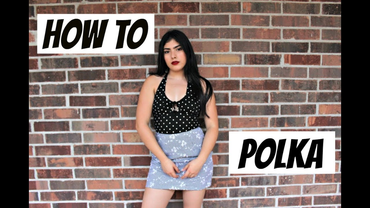 How To Style Polka Dot || Lookbook