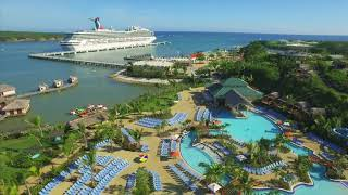 Amber Cove Cruise Ship Port in Puerto Plata Dominican Republic