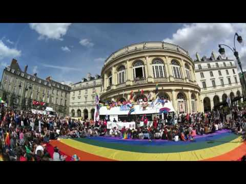 Gay Pride Rennes 2017
