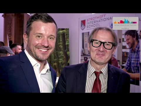 Newcomers Festival 2019: Interview Dr. Söhngen & Michael Höfig from Strothoff International School