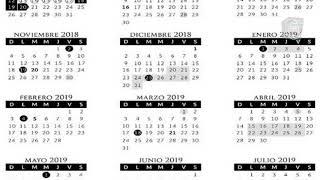 Da a conocer la SEP calendario escolar 2018 2019