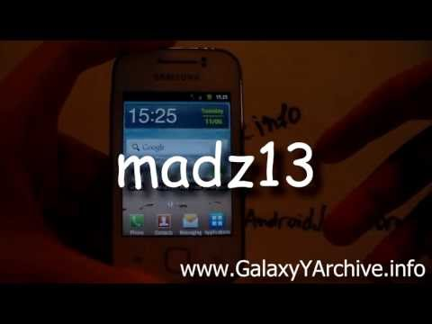 Galaxy S4 Wallpapers for Samsung Galaxy Y in One App