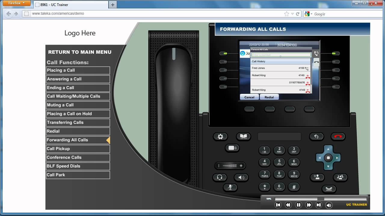 cisco unified ip phone 8961 9951 forwarding all calls cfwdall rh youtube com cisco unified ip phone 9971 user guide cisco 9971 user guide