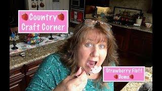 Strawberry Fluff!
