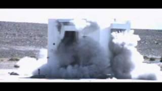 Armag Cetasm Explosion Test