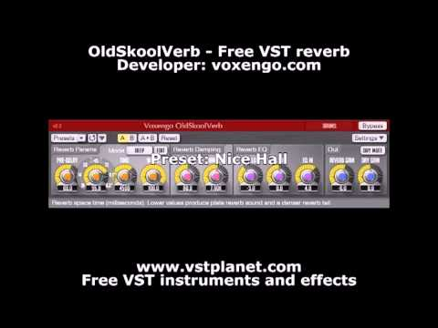 Download Reverb effect - Free VST Plugins, virtual effects - Page 1