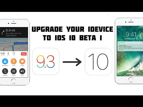 How to Install iOS 10 on your iPhone, iPod, or iPad