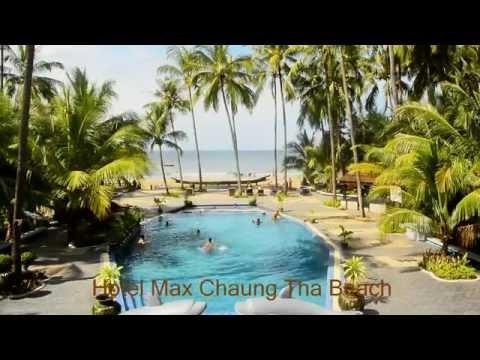 Max Hotel, Chaung Tha Beach, Myanmar - true-beachfront.com