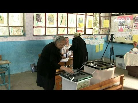 Egyptians vote in parliamentary elections