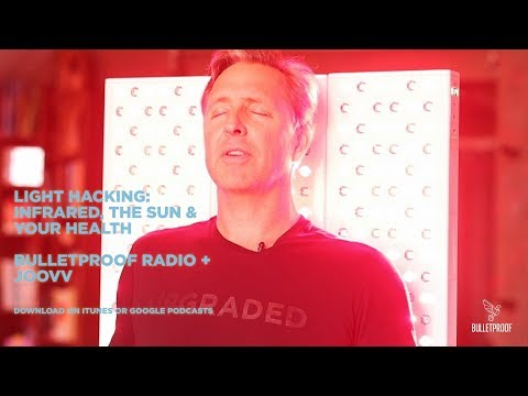 Light Hacking: Infrared, The Sun, & Your Health - Joovv #516