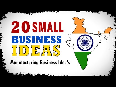 141eaf136 20 Best Small Business Ideas in India to Start Business for 2016-17 -  YouTube