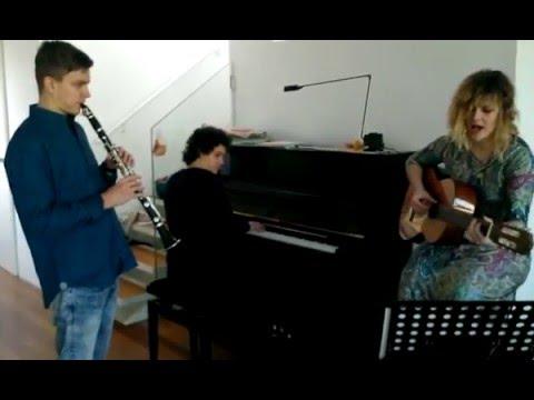 Nathalie - Gilbert Becaud - cover TRIO OST UND WEST