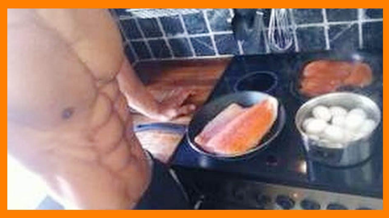 dieta para ganhar massa muscular alimentos