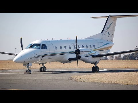 Swift Flight Embraer EMB 120 - Rand Airshow