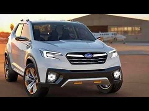 Look This ! 2019 Subaru Forester : Redesign Info And Release Date