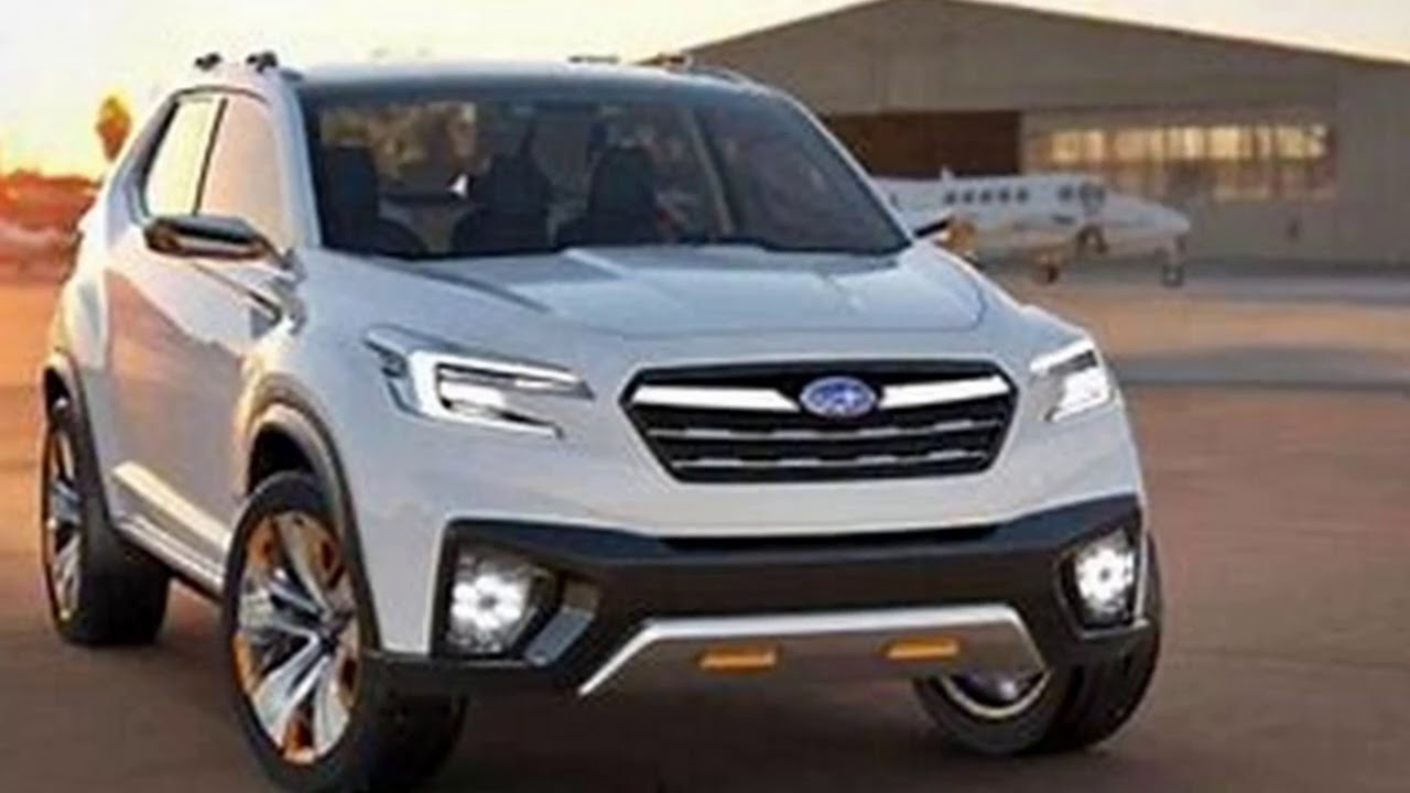 2019 Subaru Forester Redesign >> Look This ! 2019 Subaru Forester : Redesign Info and Release Date - YouTube