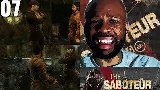 The Saboteur Gameplay Walkthrough Part 7 -  Belly of the Beast