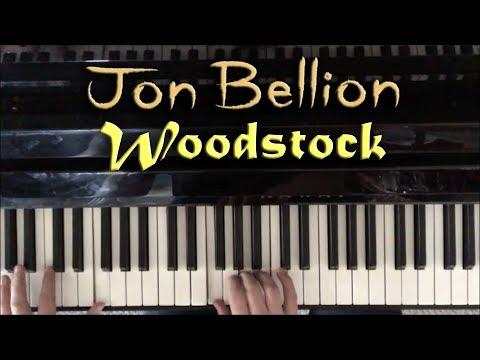 Woodstock (Psychedelic Fiction)   Jon Bellion Piano Cover