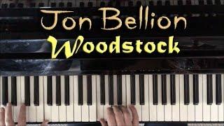 Woodstock (Psychedelic Fiction) | Jon Bellion Piano Cover
