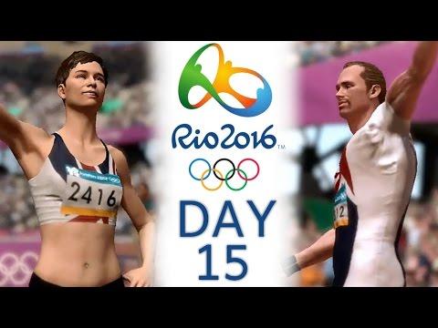 DAY 15   Rio 2016 Olympic Games (London 2012) - Women's High Jump & Men's Javelin