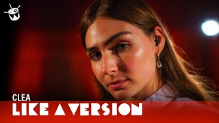 Clea covers Mark Ronson 'Nothing Breaks Like A Heart' for Like A Version Video