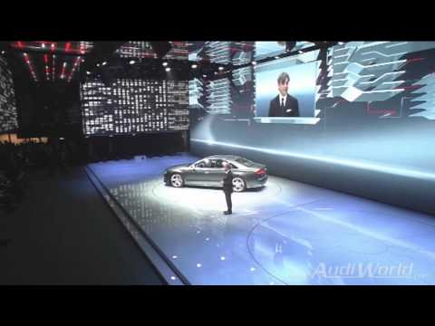Frankfurt International Auto Show (IAA) press conference 2013