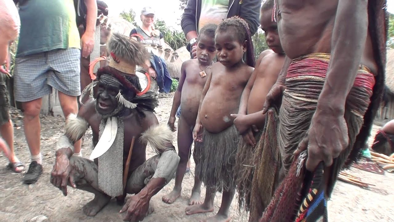 Порно в племени с папуаской смотреть онлайн бесплатно