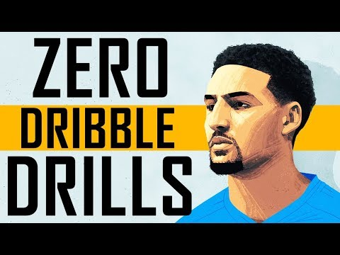 Elite Klay Thompson Catch and Shoot Drills: ZERO DRIBBLE BASKETBALL SHOOTING DRILLS