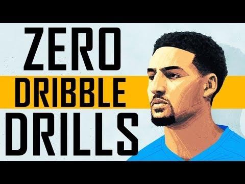 Elite Klay Thompson Catch and Shoot Drills: ZERO DRIBBLE BASKETBALL SHOOTING DRILLS