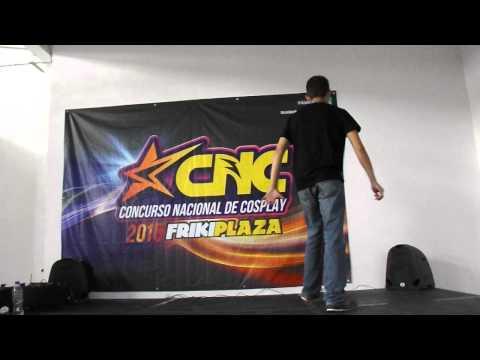 E-motion X Acapulco /Demo de jury Shima (QRO)
