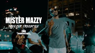 Mister Mazzy - Freezer Freestyle (Official Video)