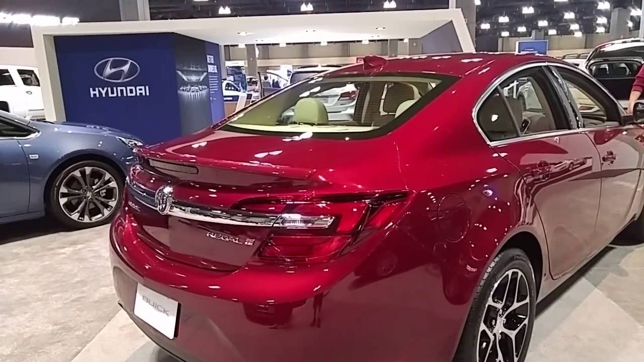 2017 buick regal sport touring youtube. Black Bedroom Furniture Sets. Home Design Ideas