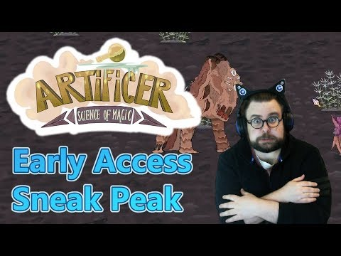 Artificer Early Access | Let's Play | Dev Provided Access
