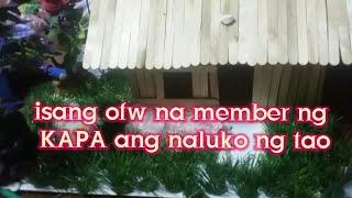 """KAPA/ naluko ang isang ofw ng tao """" may nangyayari daw talagang ganon"""""""