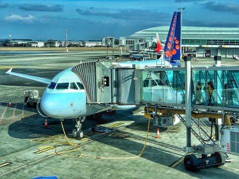Brussels Airlines | Airbus A320 | LHR-BRU-PRG |