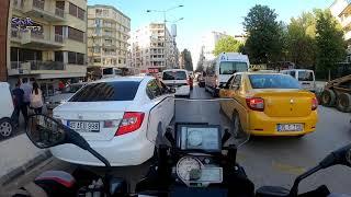 BMW S1000XR | VLOG | İzmir Göztepeden Karşıyakaya Sahil Turu ...