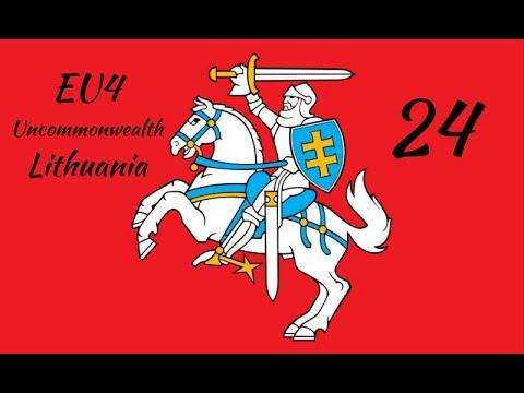 EU4 - Uncommonwealth (Lithuania) - 24