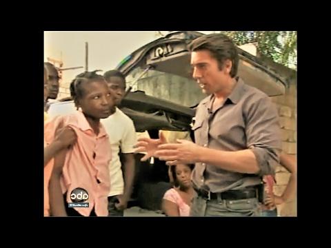 DAVID MUIR, Haiti Earthquake January 2010