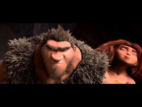 Les Croods - Bande annonce poster
